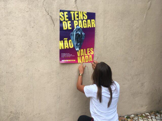 Testemunho de Maria S., 23 anos em torno da campanha EXIT | prostitution