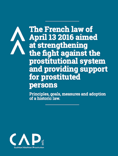 """Capa de """"The French law of April 13 2016"""""""
